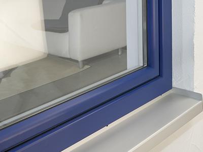 Acabados para perfiles de PVC | Acabados ventanas de PVC - Higuerasa